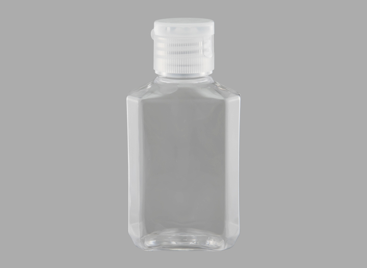 KR-6011 60ml PET Cosmetic Bottle