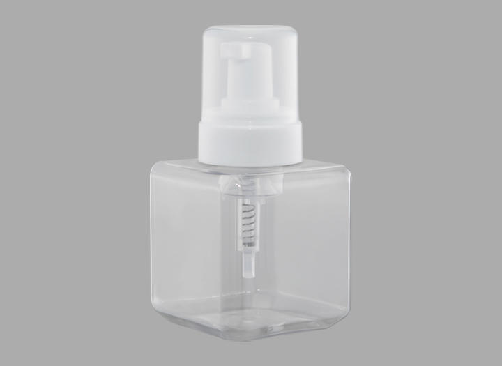 KR-6032 300ml PET Cosmetic Bottle